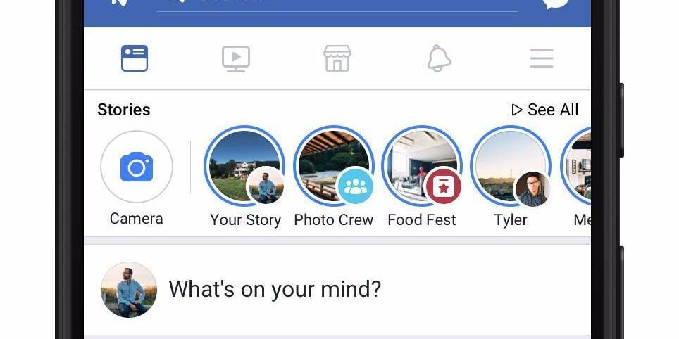 Facebook may change the format of its Stories discovery page: https://emrktr.co/2HGVPp6