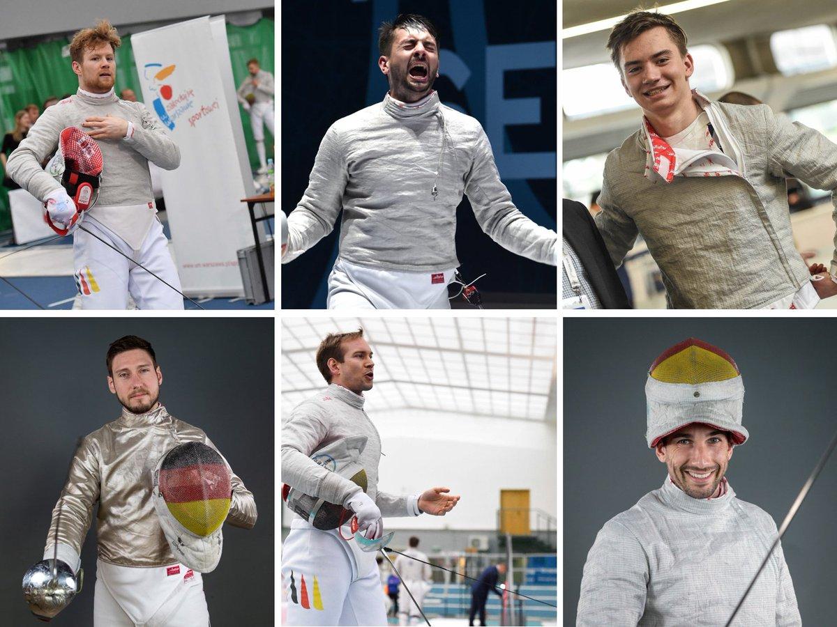 Spannend wird´s auch in Warschau: 6 Säbelherren sind noch im Rennen an Tag 2 - good luck, Jungs  Morgen früh ab 10:00 gehts los: http://www.mask-sport.com/2020/2020-02-21-23/FTEvent26214400.htm…  #fechten #RoadtoTokyo2020 #wirfuerD #Fencing #Sechserpackpic.twitter.com/Vt4PVCuY4d