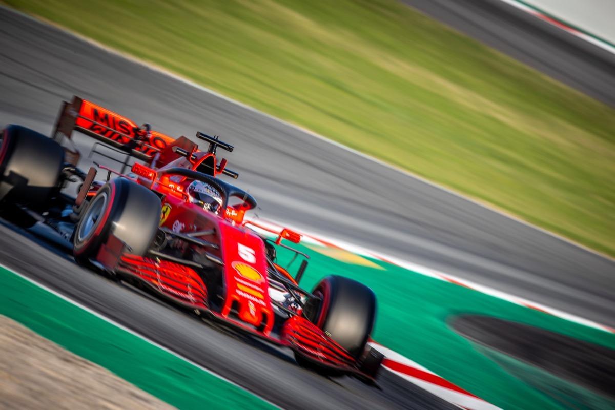 #F1Testing Ferrari « pas aussi optimiste que l'an dernier » >> http://bit.ly/32n91Jq  #Vettel #Leclerc #Ferrari #Binotto #Scuderia #SF1000 #Barcelone #Catalunya