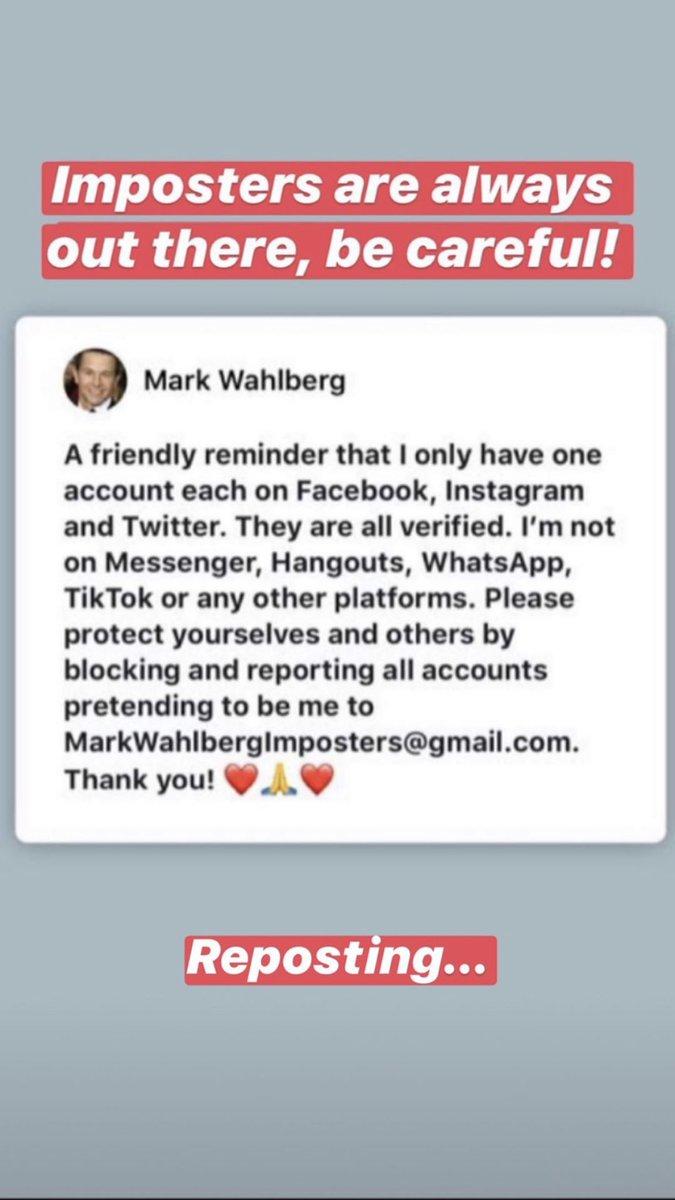 Mark Wahlberg Markwahlberg Twitter