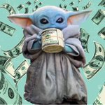 Image for the Tweet beginning: This is the Baby Money