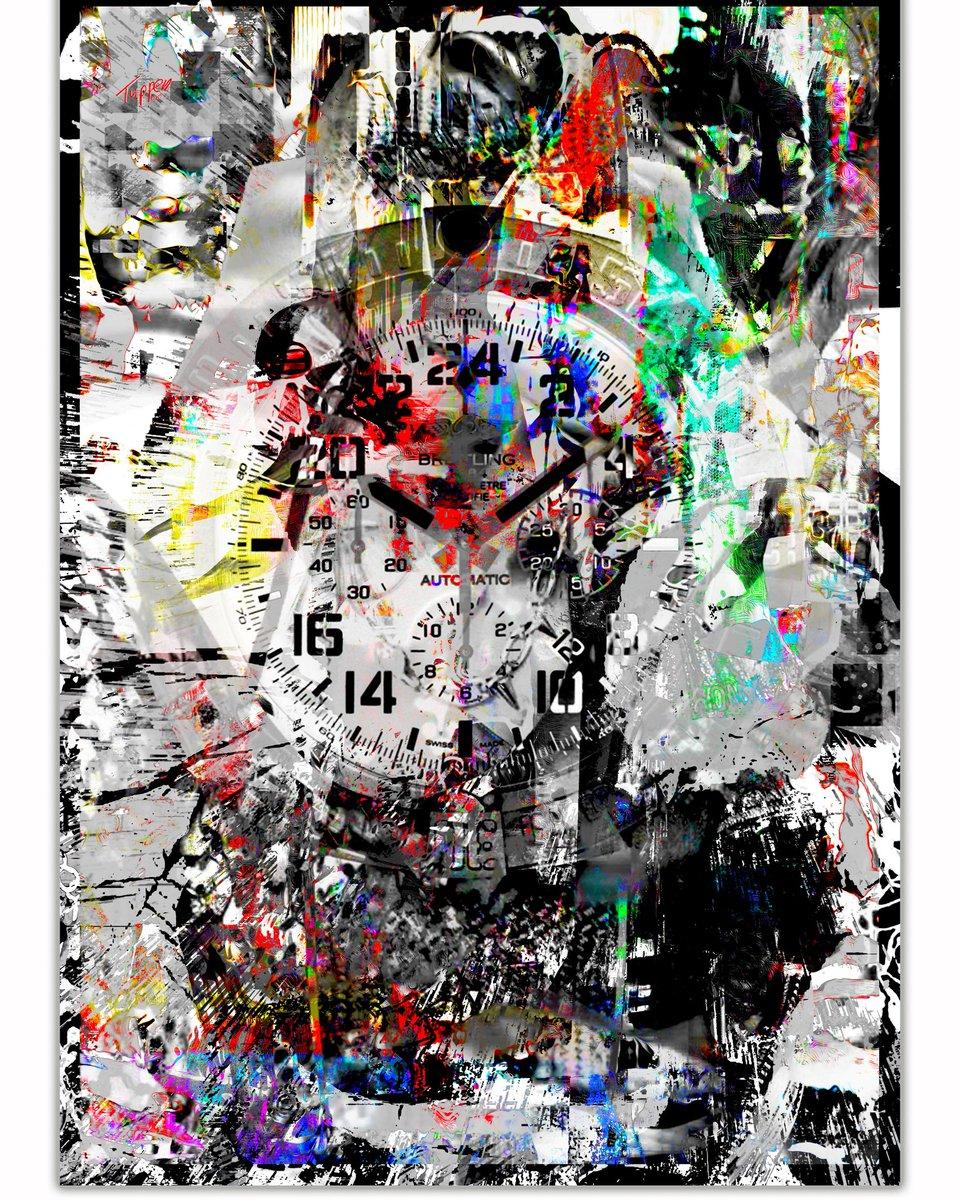 """AVENGER MEETS COLOR "" CANVAS FOR SALESIZE 100 x 75 / Digital Art Graffiti Style Abstrakt Coloriert  by @tuppens_art  #ArtistOnTwitter #gangster #digitalart #streetartprints #graffiti #gangstersparadise #breitlingavenger #abstract #streetart #breitling #kunstkaufenpic.twitter.com/oEGgoPMYNn"