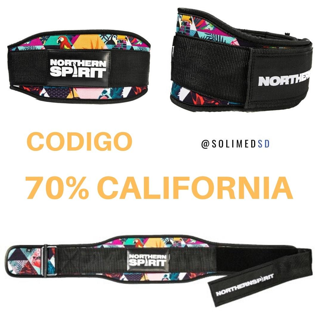 😱😱 ÚLTIMA UNIDAD AL 70% 🤩 Utiliza el código 70% CALIFORNIA y que sea para ti. Coreee  #crossfit #fitness #gym #cinto #oferta #solimedsd