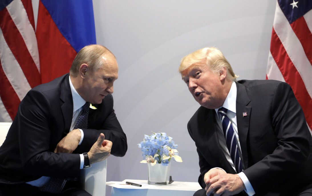 #PutinTakeover! The Purpose Of The Putin-Trump Alliance Is To Sow So Much Confusion & Doubt In The Up Coming Election And It's Outcome That Trump, Supported By AG Barr & GOP Congress, Can Literally CALL THE ELECTION OFF