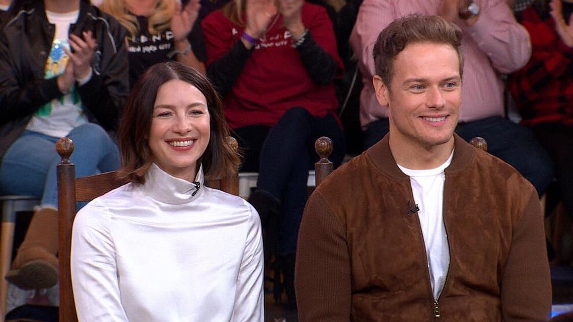 @MakkOlga Thank to #SamHeughan and #CaitrionaBalfe who released many interviews to promote #OutlanderS5 expanding their knowledge to an even wider audience Why thank them?Because the more the show is promoted,known and appreciated,the more the chances of further seasons grow #bestfansever