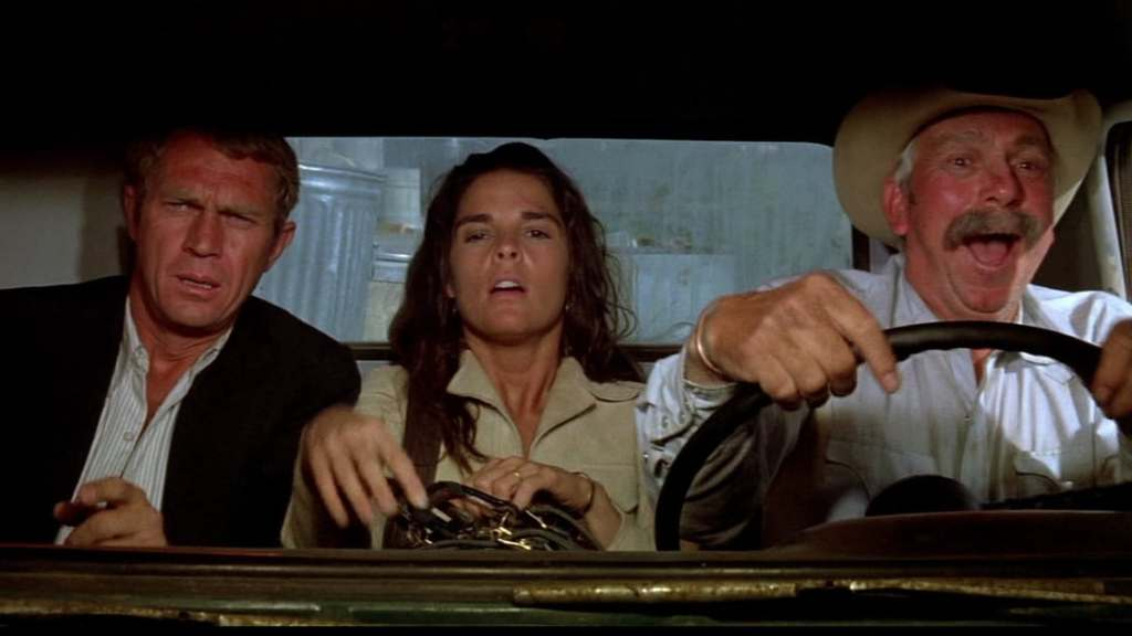 The Getaway (1972) – Action, Crime, Thriller