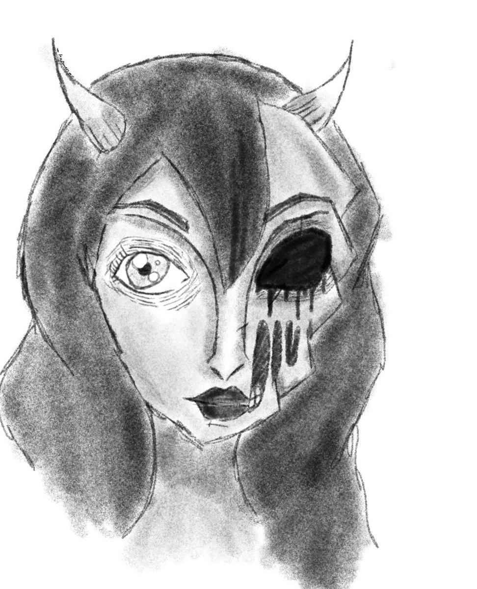 Alice angel sketch. #BATIM #BATDR<br>http://pic.twitter.com/rhPrus32ah