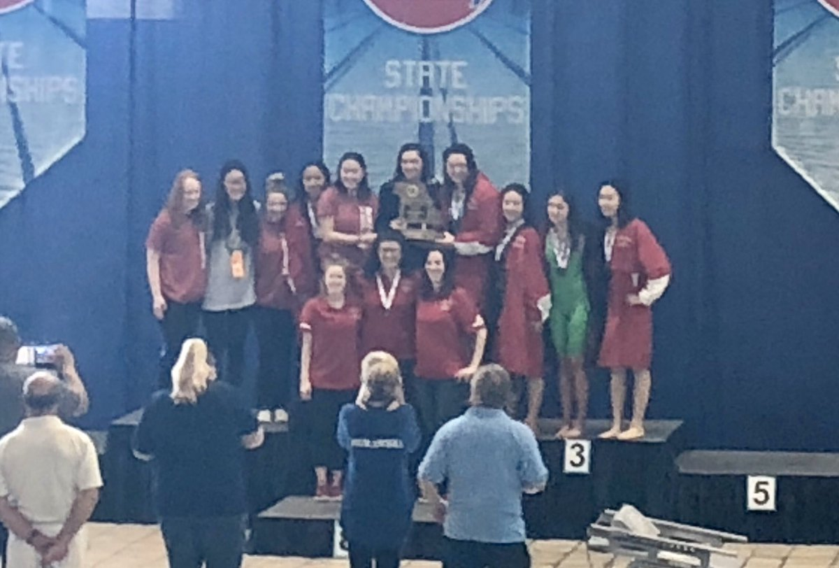 Woohoo!!!!! 2nd place in State congrats @pchswimdive twitter.com/pchswimdive/st…