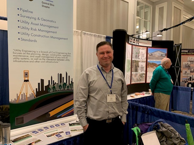 We've had a great time networking at the Professional Land Surveyors of Ohio Annual Conference! pic.twitter.com/KegScvpNhV