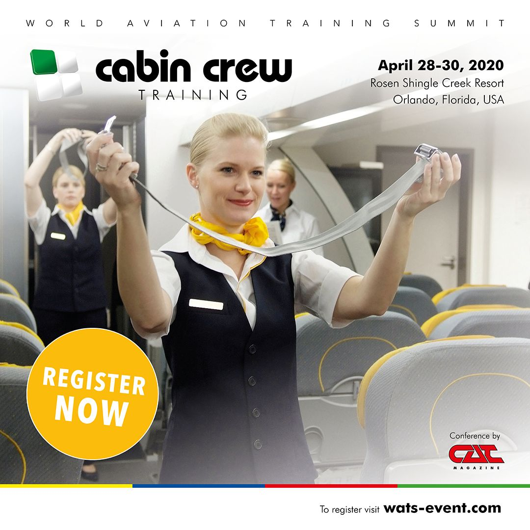 Today is your last chance to receive our special early bird rate of 40% off #WATS2020 registration!  80+ exhibitors will be supporting the conference with a dedicated exhibition and multiple networking opportunities. Register: https://buff.ly/2FDWjcV. #pilot #aviation #cabincrewpic.twitter.com/n890F2RcA6