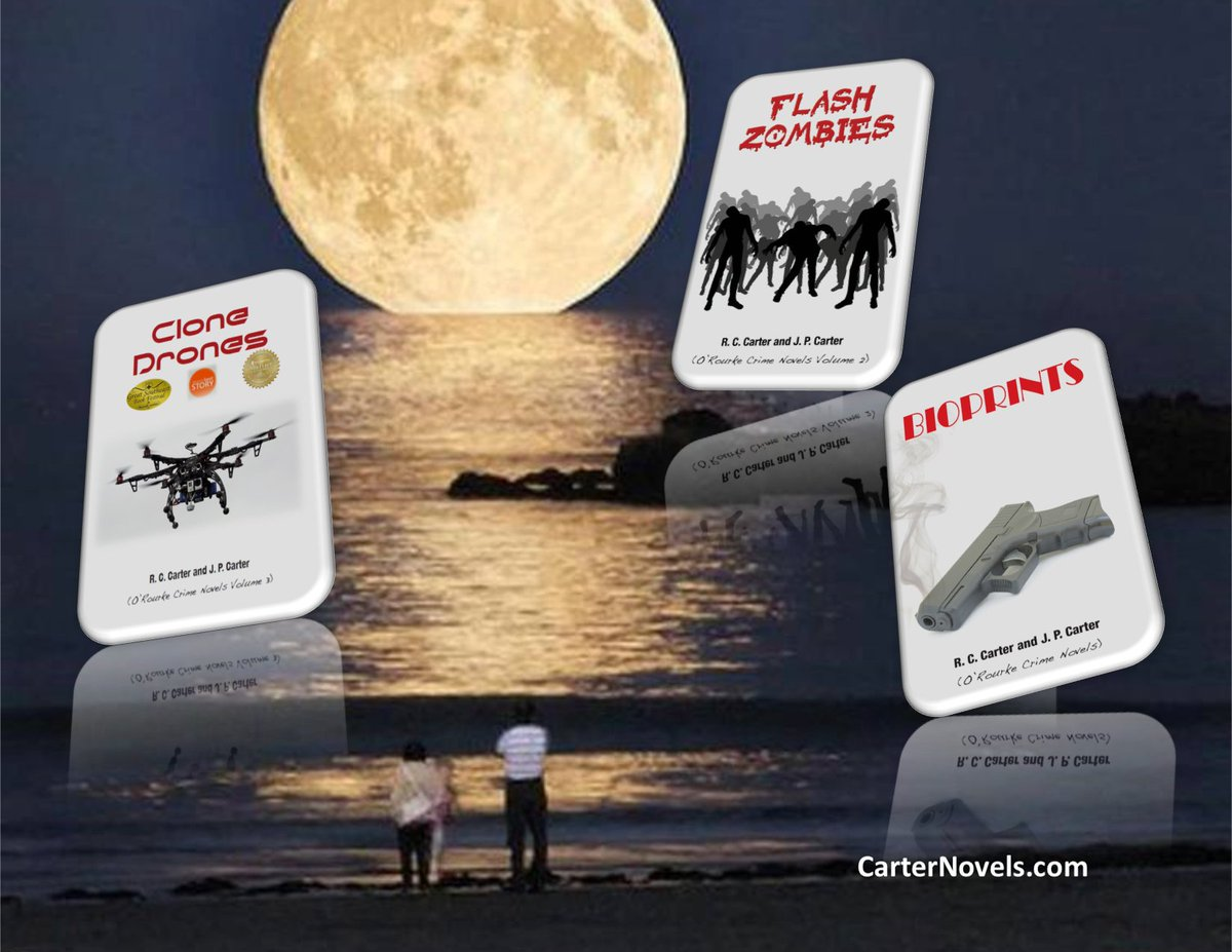 THE O'ROURKE SERIES LINK: https://buff.ly/2BMSLoI   #Books #IARTG #Kindle #Amazon #ReadIndie #indieauthors #ian1 #AuthorUpRoar @INDIEBOOKSOURCE #Authors @JPCarter47