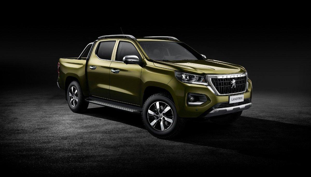 La nueva #Peugeot Landtrek es la oferta de pick up mediana de la marca francesa en todo el mundo y #México será el primer país en recibirla.  Más información  ➡️   @PeugeotMex #Pickup #Landtrek