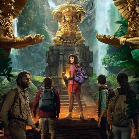 Vish Kk On Twitter Dora Aventureira Desenho Live Action Adap