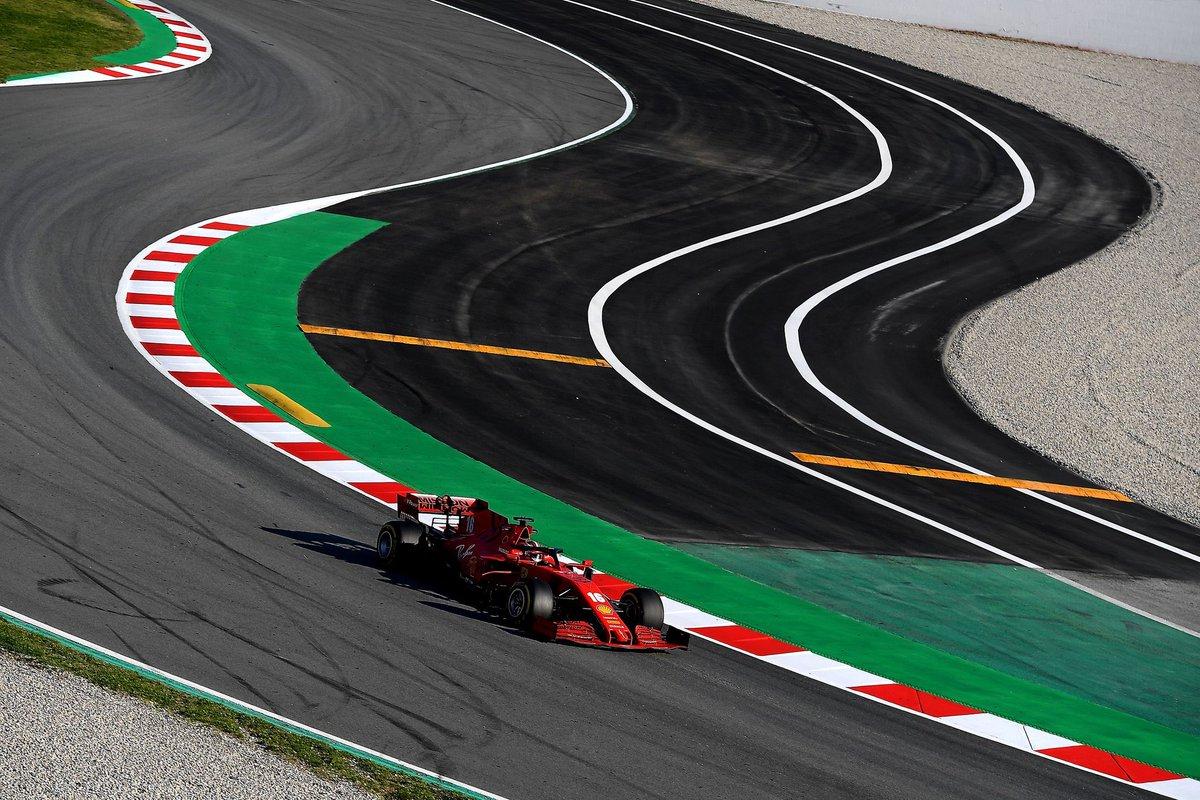 Voici le résumé détaillé des trois premiers jours de tests.  https://www.charles-leclerc-fans.com/2020/02/21/f1-2020-bilan-de-la-premiere-semaine-de-tests/…  #F1 #F1Testing #TeamLeclerc #Ferrari #EssereFerrari #SF1000 #RedBull #Mercedes #DAS #Leclerc #Vettel #Hamilton #Bottas #Binotto @_LFB_ @moncet @f1_fr @F1