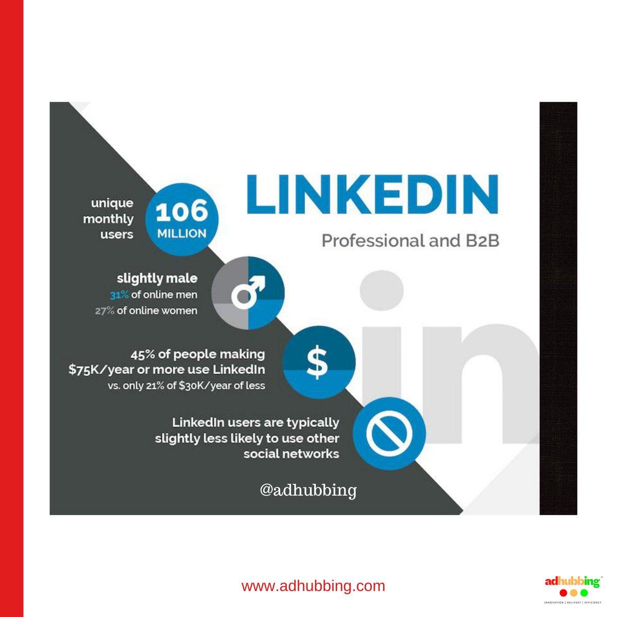 Are you making use of your linkedin profile? #socialmediaexpert#seotips#growthmarketing#linkedinprofile#socialmediamarketingagency#socialmediaguru#socialmediaagency#marketingexpert#marketingautomation#marketingstrategies pic.twitter.com/R28dBlURei