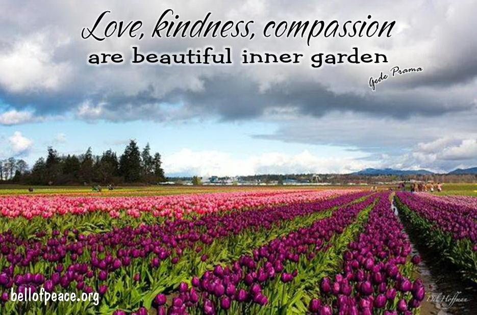 Love... #gedeprama #bali #beauty #happy #healthy #holy #innerharmony #JoyTrain   Photo courtesy: Pinterest