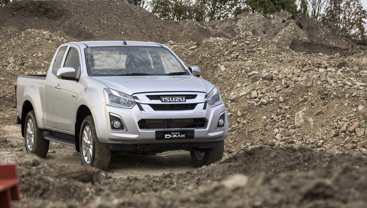 Enjoy getting your work done with the #IsuzuDmaxYukon! Here to help make the working day less stressful.  Visit our #Wincanton showroom to chat to our #Isuzu specialists...  #IsuzuDmax #Dmax #pickup