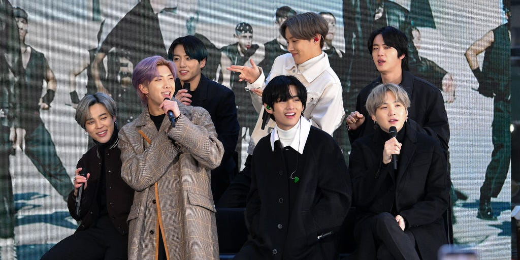 Most viewed videos in the past 24 hours on Youtube  #1. ON (23m) #72. (+52) Boy With Luv (1.1m) #101. (+167) Outro: Ego (976k) #143. (+156) DNA (786k) #196. (+255) Interlude: Shadow (680k) #227. (+108) FAKE LOVE (633k) #305. (+127) Black Swan Dance Practice (521k) <br>http://pic.twitter.com/NmpLwHmt4r