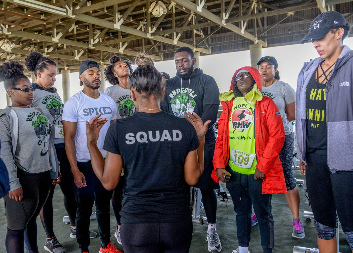 Don't forget to sign up for the #BroccoliCity 5K and Fitness session! Learn more here:  #Fitness #CommunityFirst #healthy