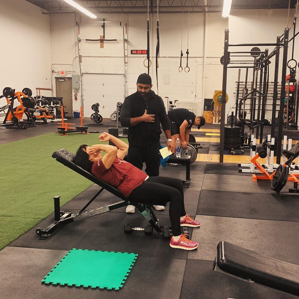 Not sure where to start with your fitness journey?  We currently have our Frrr promo (2 frrr 1, 3frrr 2, etc.) - so you get an extra day per week on us!  Learn more:  #trainwithapex #personalizedgrouptraining #fitnessfriday #mpls #personaltrainer #fitness