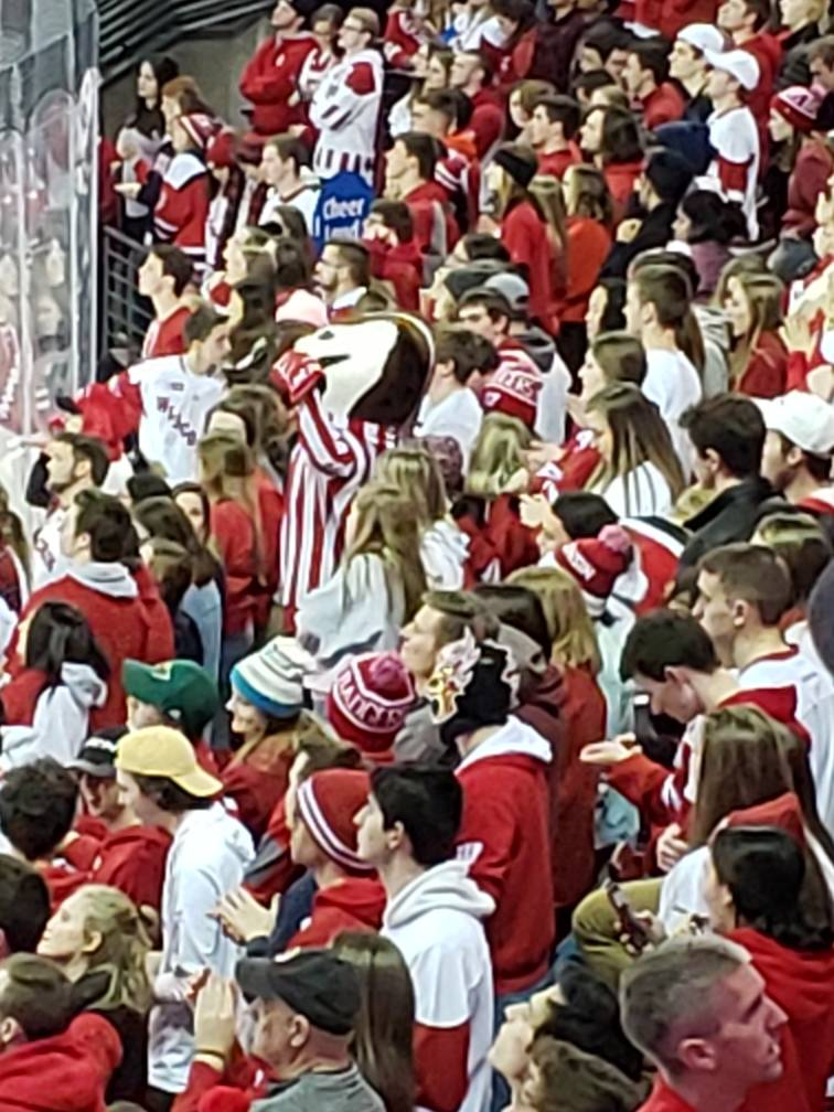 Take our shuttle bus to the Kohl center tonight for the Men's Hockey game! It is FREE! First bus leaves at 6:10pm! #gopackgo <br>http://pic.twitter.com/YjVLaFcXax