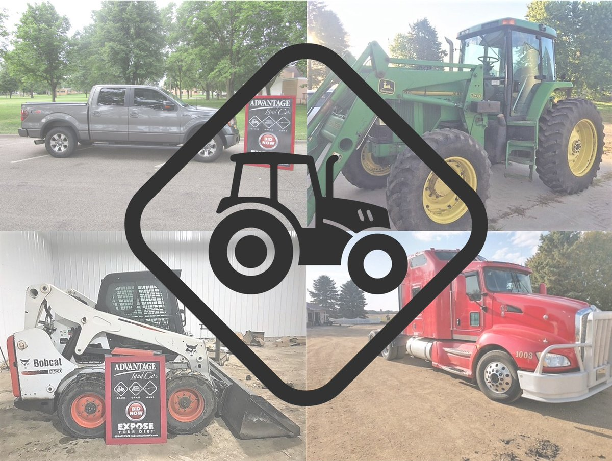 Do you have any gears to sell? Let us know! We are taking consignments until the 1st of the month!  #advantagelandco #G3 #onlineauction #gears #grass #guns #southdakota #farmer #rancher #machinery #tractors #collectibles #antiques #tools #hayforsale #sellwithus #consignmentpic.twitter.com/LNDjxvtVA5