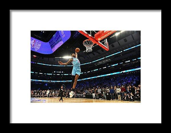 Pick up the best shots from Derrick Jones Jr.'s INCREDIBLE #ATTSlamDunk performance from the NBA PhotoStore!  >  >  >  >