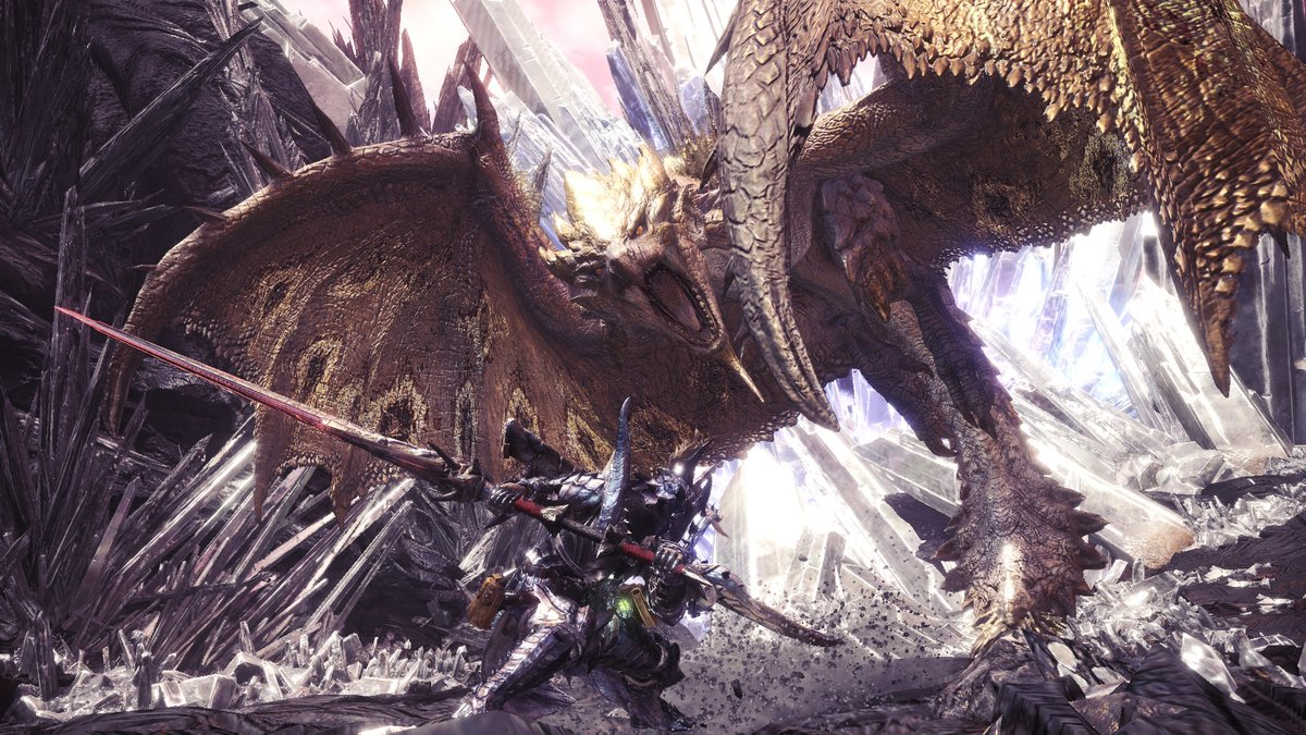 Monster Hunter World: Iceborne's Regal Event Quests Back For A Limited Time - GameSpot