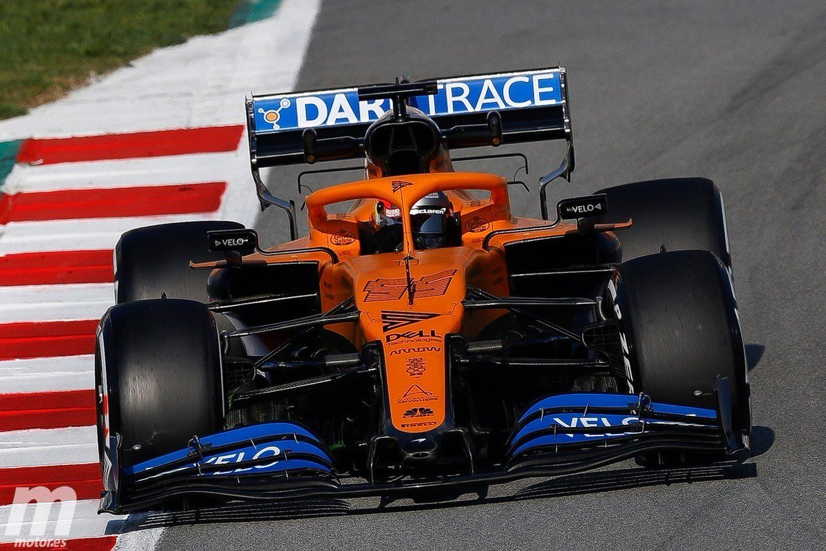 #F1 | Seidl celebra «la mejor primera semana de test de McLaren en muchos años»  ➡️ http://bit.ly/2wC9A6g  #Fórmula1 #McLaren #Sainz #Norris #Seidl #MCL35 #TestF1 @McLarenF1 @Carlossainz55 @LandoNorris