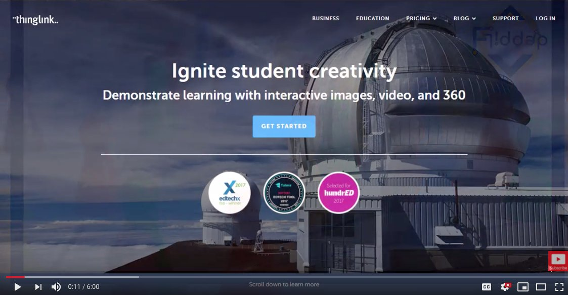 For practical ideas on how to use ThingLink in your classroom, check out the link below:   https://www. youtube.com/watch?v=ZfN_A1 lOxMU  …   #onlinelearning #elearning #visualart <br>http://pic.twitter.com/QdtY82P61i