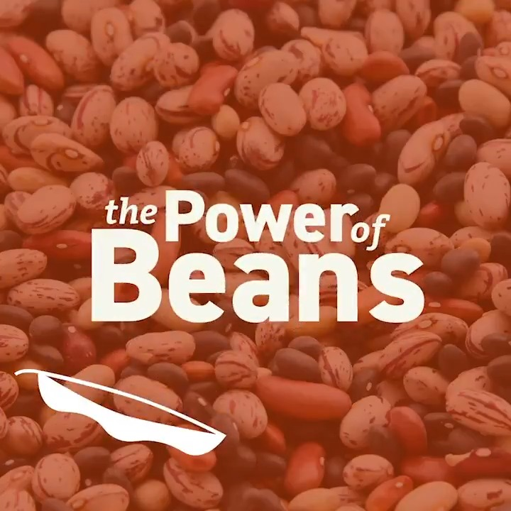 Let's talk about beans! These superhero legumes are fighting climate villains, so they can help:  🌍