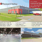 Image for the Tweet beginning: Industrial Space available for lease