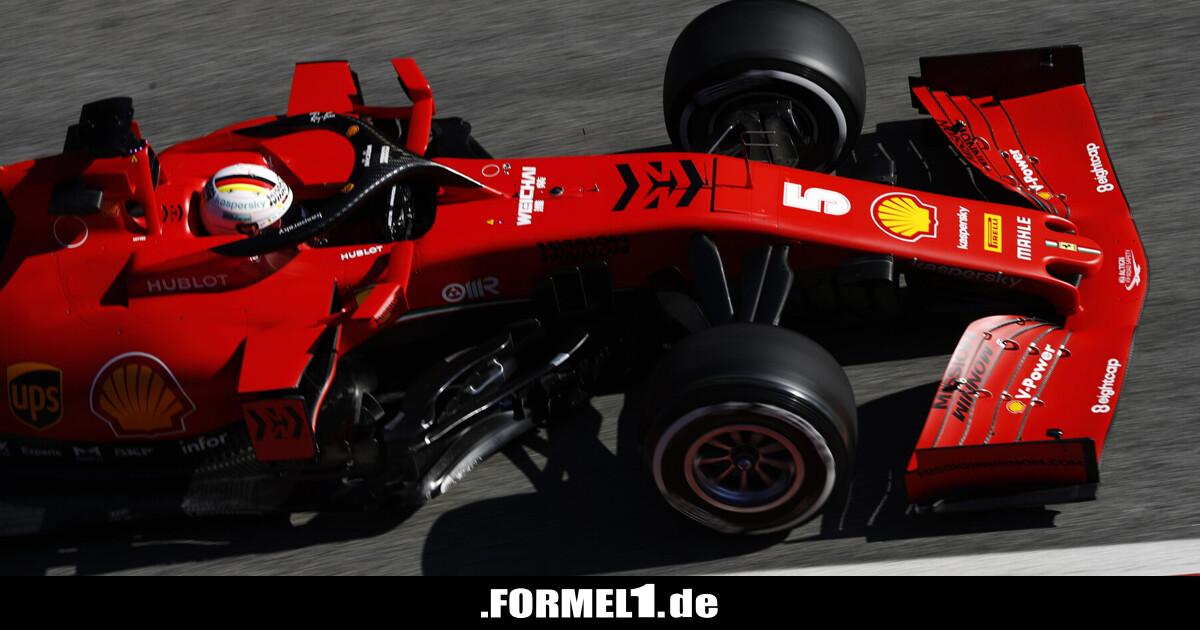 #Ferrari: SF1000 liegt hoffentlich nicht nur Charles #Leclerc #F1 #Vettel #F1TestingMST http://bit.ly/2uVRfkg