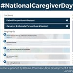 Image for the Tweet beginning: Celebrate #NationalCaregiverDay by checking out