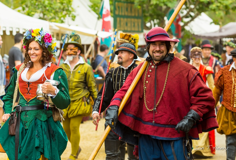 """""""Best place ever !!! Makes you feel like you're back in time!!!"""" - Chris C. #FeedbackFriday . . . . . Follow & tag #RenaissancePleasureFaire and #WhereFantasyRules for all our photos! #DiscountTickets at http://renfair.com/socalpic.twitter.com/nouMqN6KhG"""