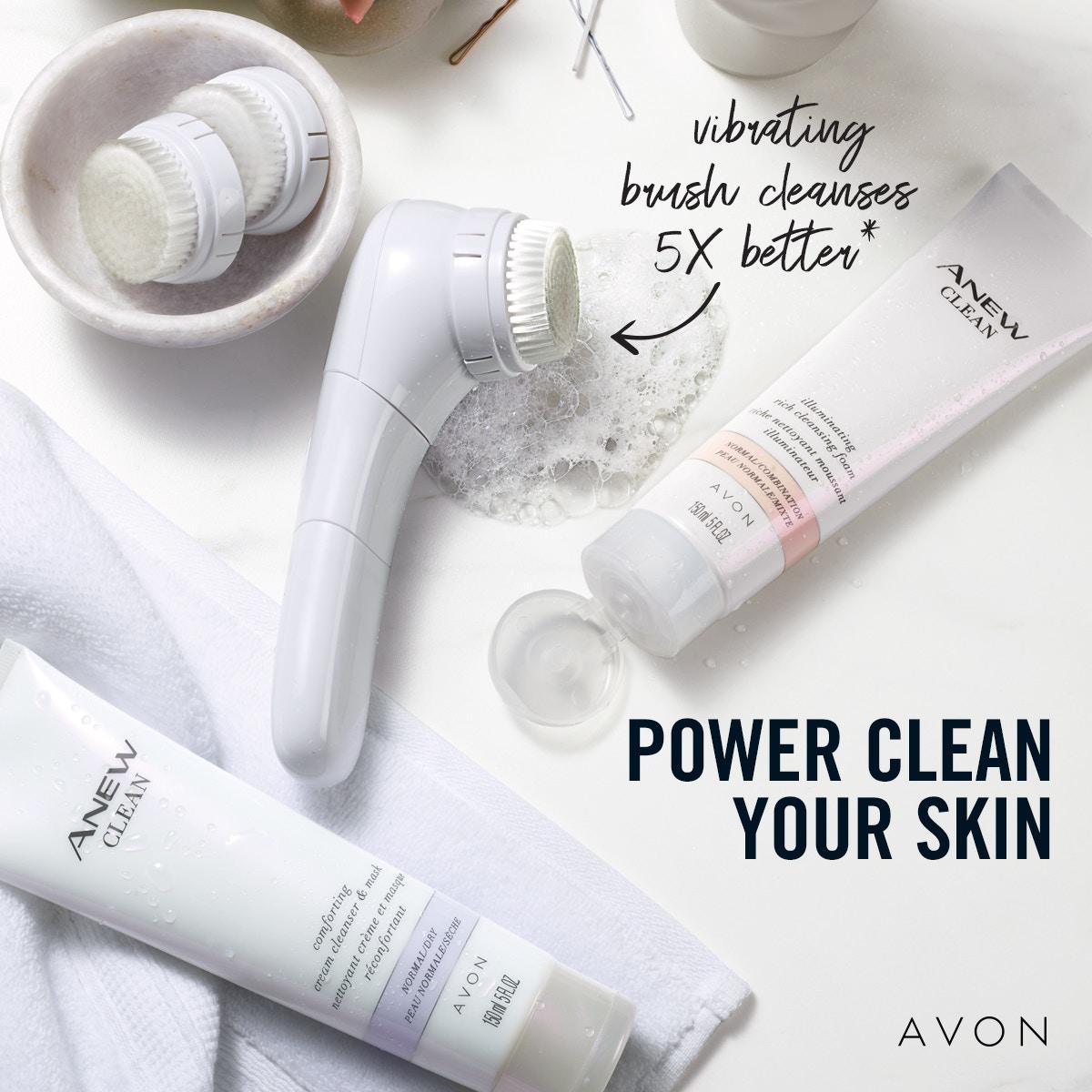 Power Clean Your Skin  http://go.youravon.com/3jq724  http://go.youravon.com/3jq725pic.twitter.com/STc1IHtxal