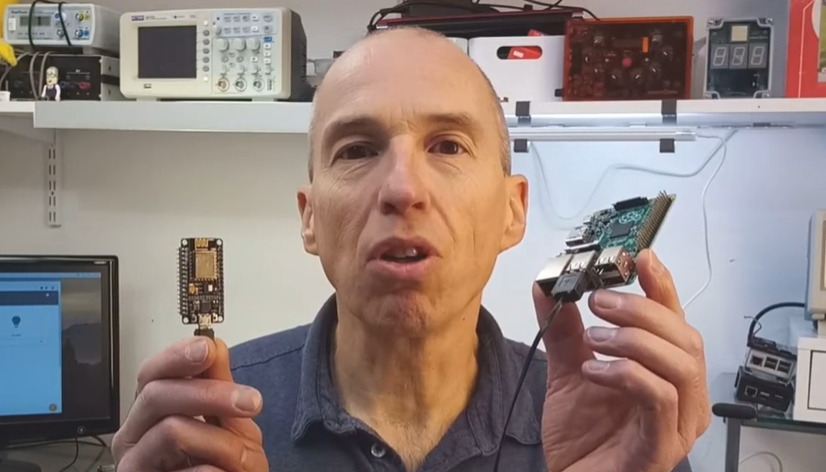 New #howto video! Integrate a doorbell into @home_assistant using @esphome_ on an #esp8266 #nodemcu!  #homeautomation #DIYelectronics #tutorial #maker #electronics