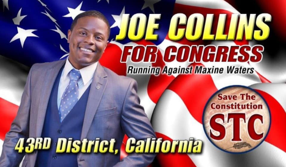 Maxine Waters has represented CA43 for almost 30 years. She and her family are rich, while the district is very poor. Its time she is removed. Support @joecollins43rd 💥Retweet this tweet 💥Leave your handle 💥Follow back fellow patriots 💥Bookmark come back for more