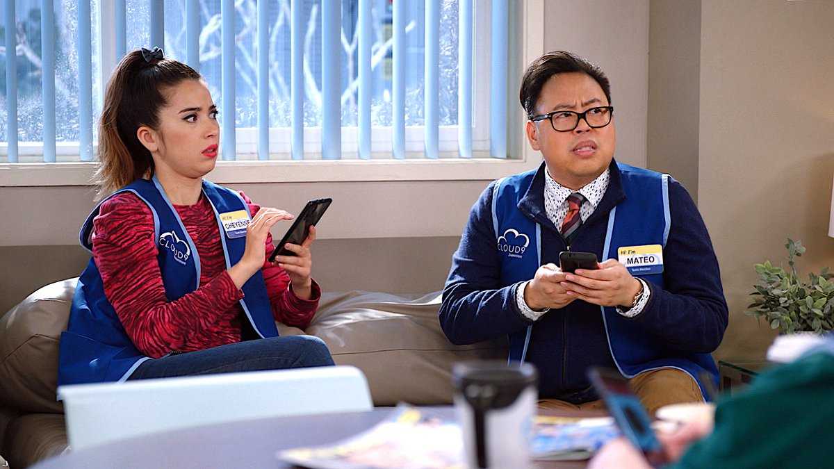 They're always watching. 👀 Stream #Superstore anytime: nbc.app.link/CatchSuperstor…