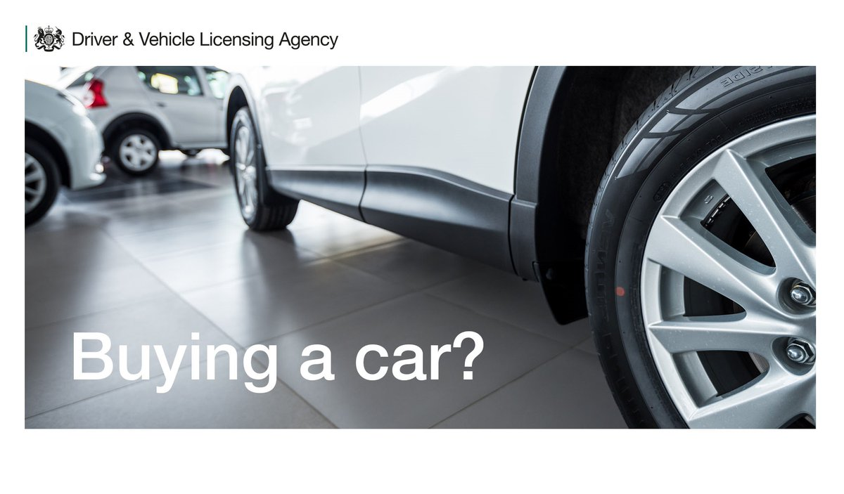 Just bought a vehicle? You must tax a vehicle you've bought before you drive it, or declare it off the road (a SORN). Vehicle tax isn't passed on so tax it now: https://www.gov.uk/vehicle-tax #TaxItOrLoseIt #carsales #SmarterGovpic.twitter.com/0GbaWnGIEU