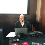 We're so excited to have The Nick Handley Show here at DJ's Aksarben broadcasting live on ESPN 590. Welcome Nick! Stop in before or after Hockey tonight. Go Mavs!