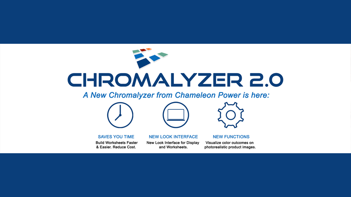 Chromalyzer 2 – Color Bench Marketing Technologies From the Color Experts. #ChameleonPower #VisualScience #ColorScience https://t.co/3NPU6S1TvQ