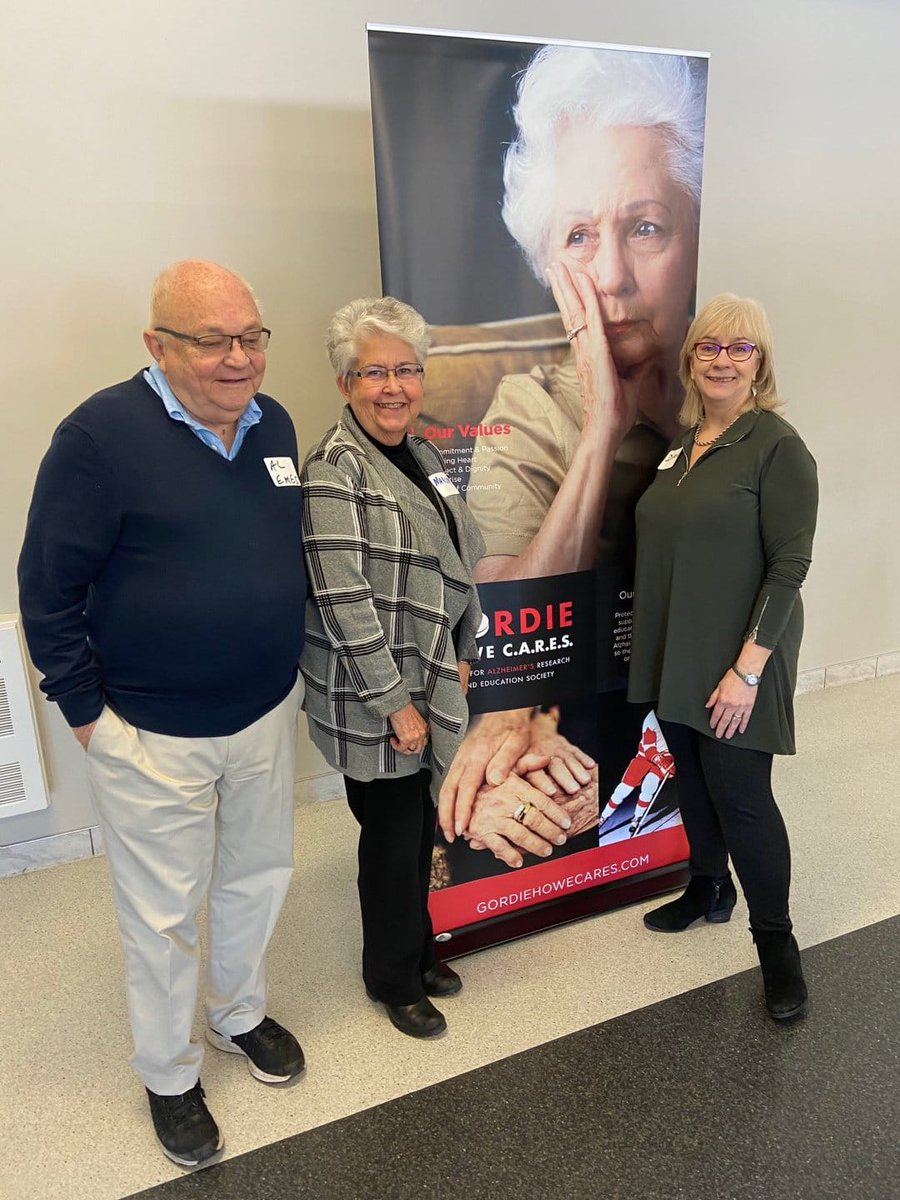 We had a great turnout from our Community Gathering this past week!   A huge thank you to Diane, Marylin and Al for sharing their #yyccaregiver experiences with us. #dementiamatters #dementiainclusive