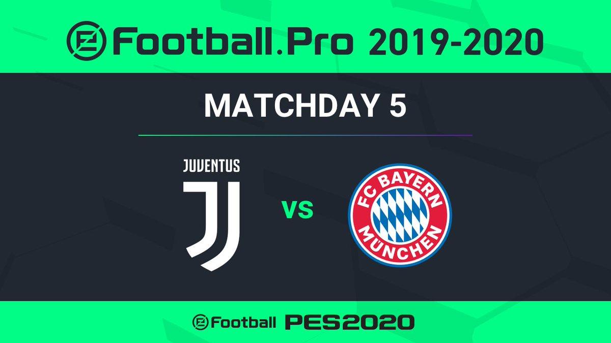 ⚪⚫ ¡MAÑANA ES EL MATCHDAY 5 PARA EL TEAM JUVENTUS! 🆚 @fcbayernesports 🎮 @Konami @officialpes @eFootballPro 📅 Sábado 22 febrero ⏰ 14:55 CET 📹 LIVE en http://YouTube.com/Juventus