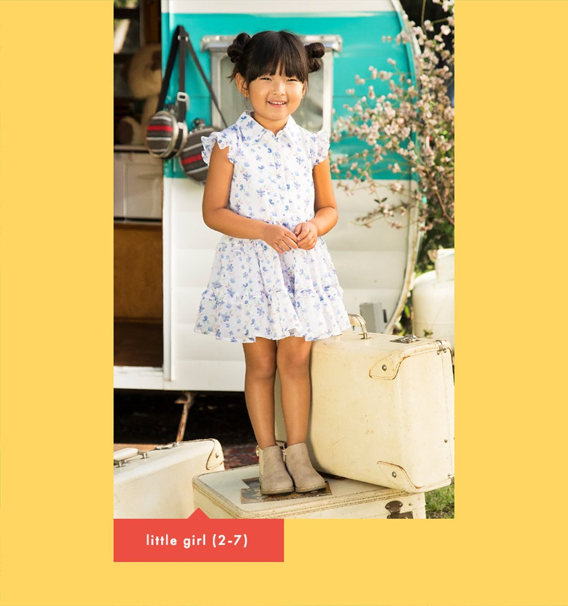 Spring is just around the corner and we can't wait! Melody for Guess Kids! @guesskids @guess #zuri #zuriagency #guess #guesskids #kidsclothes #kidsstyle #kidsfashion #fashion #style