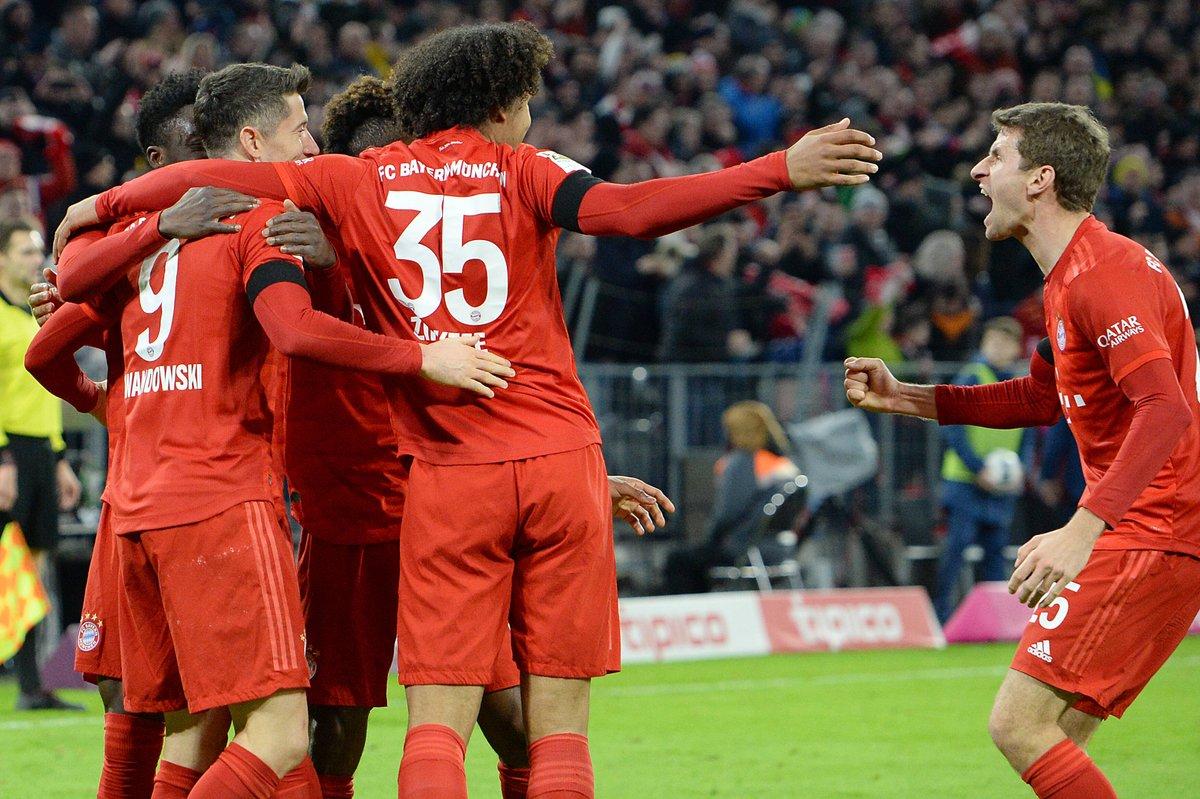 Xem lại Bayern Munich vs Paderborn Highlights, 22/02/2020