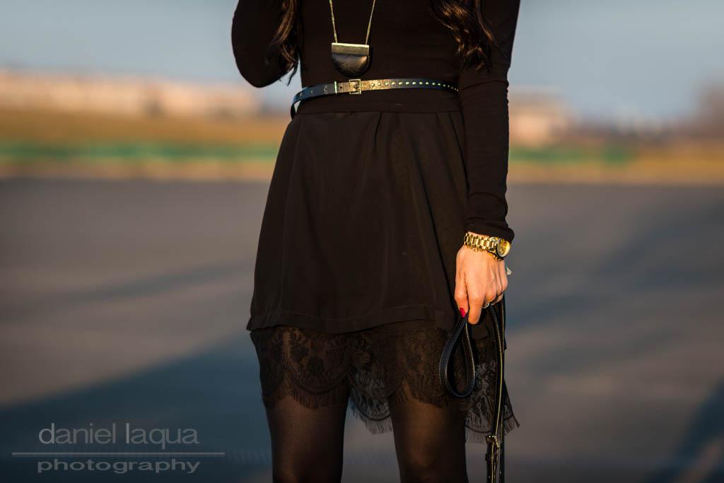Küss den Frosch : ein Kleid mit Spitzenborte  [Anzeige] #fashion #fashionblogger #ootd #style #outfit #styling #blogger #PetiteFashion #Modetrend #Trend #mode #lookbook #fashiontrend #juliesdresscode #throwback2016