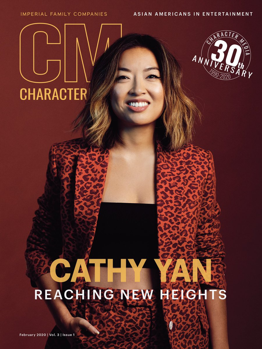 Cathy Yan, the director of @BirdsOfPreyWB has been hustling in the entertainment business for almost a decade now. With her first project backed by a major studio, she's reaching new heights in more ways than one. Get the full story here: https://bit.ly/2unCxSI