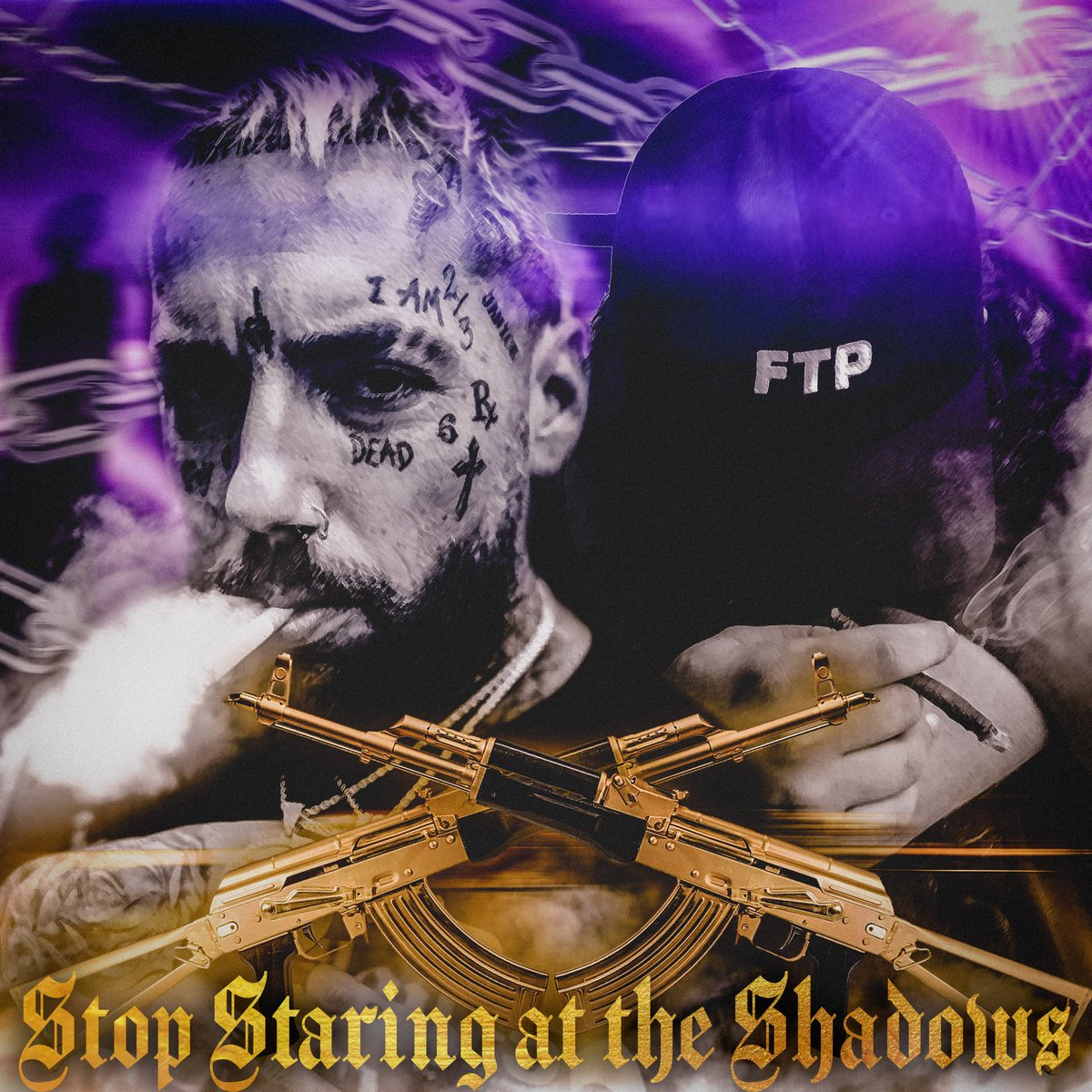 @SuicideChrist @suicideLEOPARD @SUICIDEBOYS  Stop staring at the shadows🔥  #suicideboys #grey59 #stopstaringattheshadows #scrim #rubythecherry