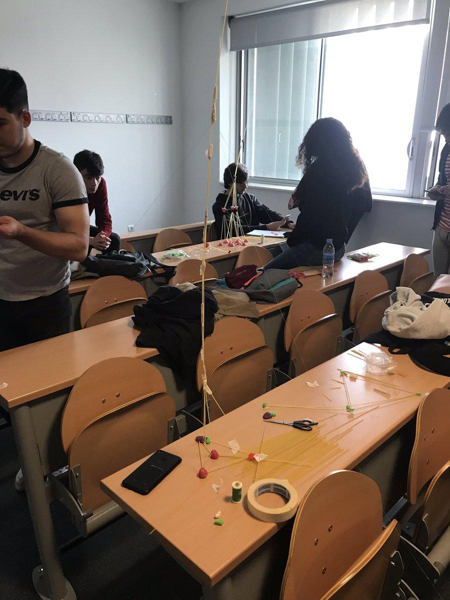 Este ha sido el resultado final de nuestra actividad. @LolaDaz #Liderazgo #Prototipo #Maker